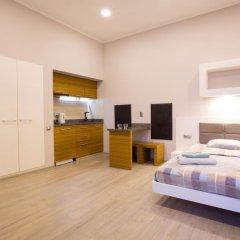 Апартаменты Pushkinskaya Apartments Харьков комната для гостей фото 4