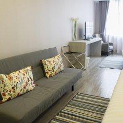 Отель Ratchadamnoen Residence 3* Улучшенный номер с различными типами кроватей фото 2
