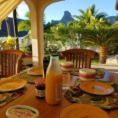 Отель Villa Oramarama by Tahiti Homes Французская Полинезия, Папеэте - отзывы, цены и фото номеров - забронировать отель Villa Oramarama by Tahiti Homes онлайн питание