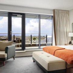Отель Hilton Dublin Kilmainham 4* Номер Делюкс с различными типами кроватей