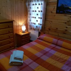 Отель Camping Ruta del Purche Сьерра-Невада сауна