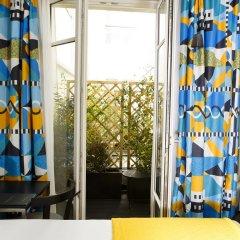 Отель Les Matins De Paris 4* Стандартный номер с различными типами кроватей