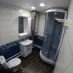 Гостиница Коттедж Елизово Кровать в мужском общем номере двухъярусные кровати