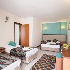 Concordia Celes Hotel - Ultra All Inclusive Турция, Окурджалар - отзывы, цены и фото номеров - забронировать отель Concordia Celes Hotel - Ultra All Inclusive онлайн комната для гостей фото 4