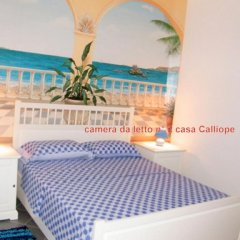 Отель Appartamenti Calliope e Silvia, Giardini Naxos Джардини Наксос балкон