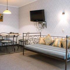 Гостиница Ажурный 3* Студия с разными типами кроватей фото 11