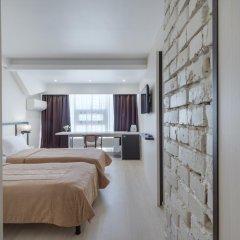 Гостиница Gagarinn 3* Улучшенный номер с двуспальной кроватью фото 2