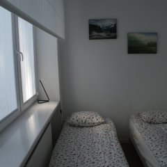 Отель Ll 20 Стандартный номер с 2 отдельными кроватями фото 2