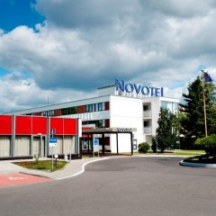 Отель Novotel Wroclaw City 3* Стандартный номер с двуспальной кроватью фото 2