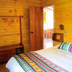Отель Cabañas Newenpüllü комната для гостей фото 5