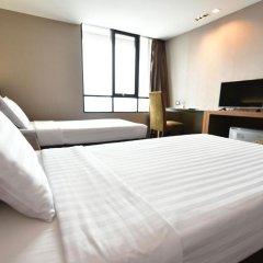 Отель Bangkok City Hotel Таиланд, Бангкок - 1 отзыв об отеле, цены и фото номеров - забронировать отель Bangkok City Hotel онлайн удобства в номере фото 2