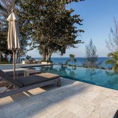 Отель Trisara Villas & Residences Phuket 5* Стандартный номер с различными типами кроватей фото 15