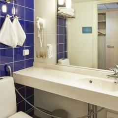 Отель Cumulus Hakaniemi 3* Стандартный номер с различными типами кроватей фото 5
