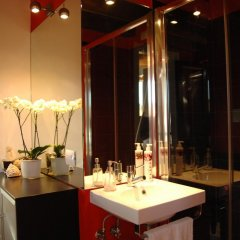 Отель Casina Stella Ареццо ванная