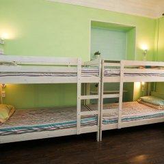 Хостел Siberia Кровать в общем номере с двухъярусной кроватью