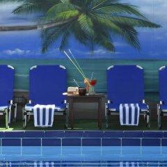 Отель Poseidon Athens бассейн фото 2
