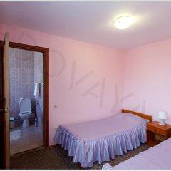 Гостиница Медовая Номер Комфорт с 2 отдельными кроватями фото 8