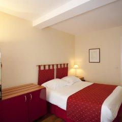 Отель Hôtel Des Halles Париж комната для гостей