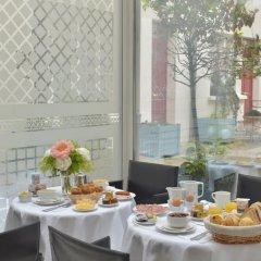 Отель Unic Renoir Saint Germain Париж питание