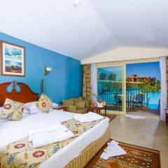 Отель Titanic Palace & Aqua Park Hrg 5* Бунгало с различными типами кроватей фото 5