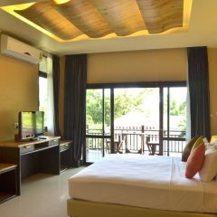 Отель Palm Leaf Resort Koh Tao 3* Номер Делюкс с различными типами кроватей фото 6