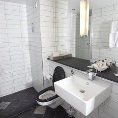 Thon Hotel Bergen Airport 3* Стандартный номер с различными типами кроватей фото 8