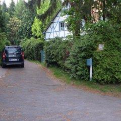 Отель Das Alte Forsthaus Гайзенхайм парковка
