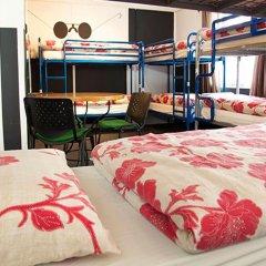 Abbey Court Hostel Кровать в общем номере с двухъярусной кроватью фото 3