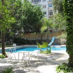 Отель Chellah Hotel Марокко, Танжер - отзывы, цены и фото номеров - забронировать отель Chellah Hotel онлайн бассейн