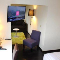 Thon Hotel Brussels Airport 3* Стандартный номер с двуспальной кроватью фото 4
