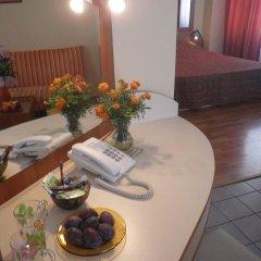 Семейный Отель Палитра 3* Номер категории Эконом с 2 отдельными кроватями фото 14