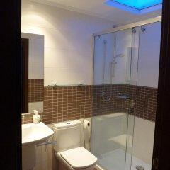 Отель Pensión Astigarraga Эрнани ванная фото 2