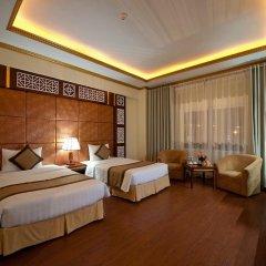 Muong Thanh Sapa Hotel 3* Номер Делюкс с различными типами кроватей фото 2