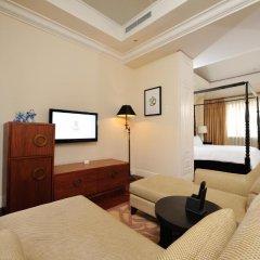 Tianjin Qingwangfu Boutique Hotel 4* Вилла с различными типами кроватей фото 17