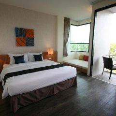 Отель Apo Hotel Таиланд, Краби - отзывы, цены и фото номеров - забронировать отель Apo Hotel онлайн комната для гостей фото 4