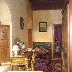 Отель Riad Marlinea 3* Стандартный номер с различными типами кроватей фото 6
