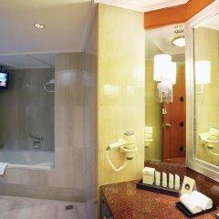 Отель Pullman Khon Kaen Raja Orchid Таиланд, Кхонкэн - отзывы, цены и фото номеров - забронировать отель Pullman Khon Kaen Raja Orchid онлайн ванная фото 2