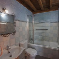 Отель La Morada del Cid Burgos 3* Стандартный номер с различными типами кроватей фото 28