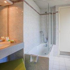 Отель Hôtel Terminus Montparnasse ванная
