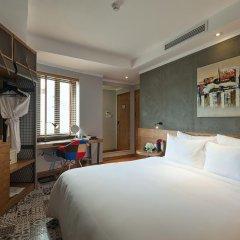 Hanoi La Siesta Hotel Trendy 4* Номер Делюкс с различными типами кроватей фото 11