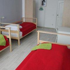Хостел Bla Bla Hostel Rostov Стандартный номер с различными типами кроватей (общая ванная комната) фото 7