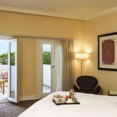 Отель Sofitel Los Angeles at Beverly Hills 4* Роскошный номер с различными типами кроватей фото 9