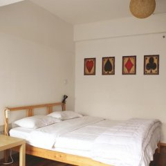 Freeguys Hostel Стандартный номер с различными типами кроватей фото 7