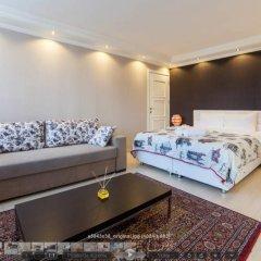 Отель Defne Suites Улучшенные апартаменты с различными типами кроватей фото 23