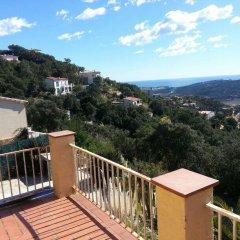 Отель Villa Les Teules балкон