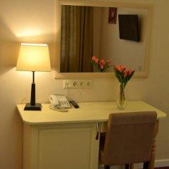 Отель Ajur 3* Стандартный номер фото 23