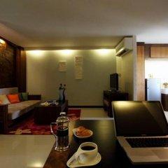 Отель The Bliss South Beach Patong 3* Улучшенный номер двуспальная кровать фото 8