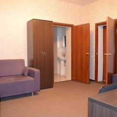 Гостиничный комплекс Аквилон Стандартный номер с различными типами кроватей фото 2