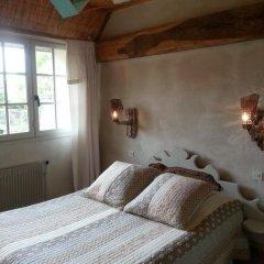 Отель Chambres d'Hôtes Manoir Du Chêne Стандартный номер с двуспальной кроватью фото 7