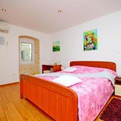 Отель Villa Capo Номер Делюкс с различными типами кроватей фото 8
